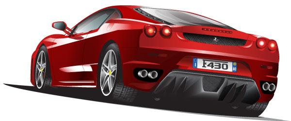 Clipart Ferrari NiceClipart photo clip