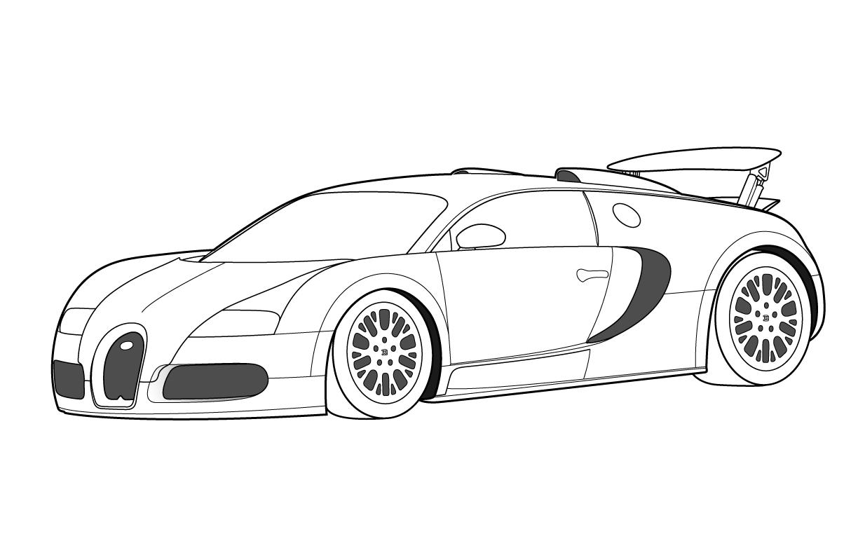 Ferrari clipart bugatti Clip Bugatti Bugatti : Veyron