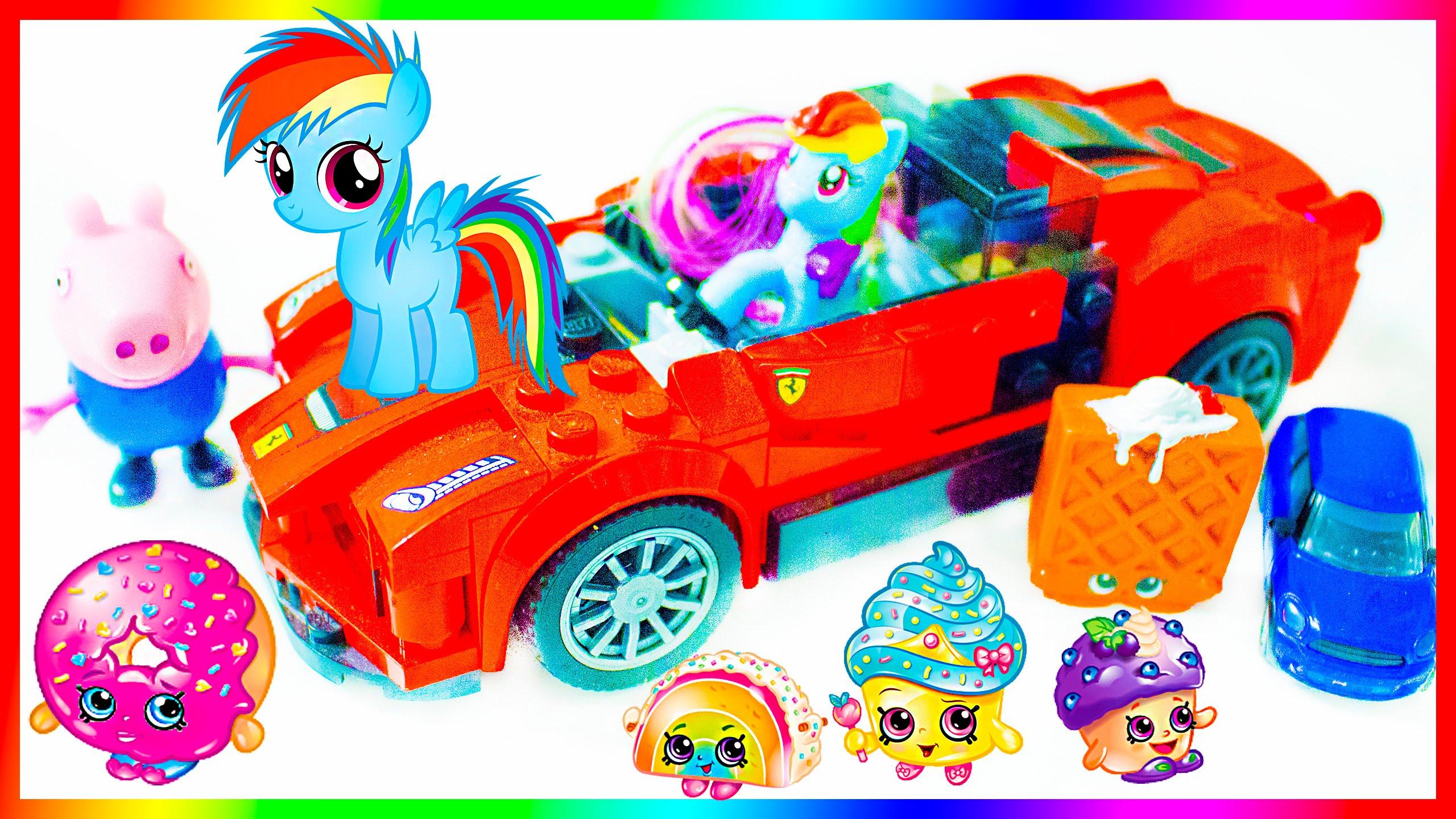 Ferarri clipart car toy #10