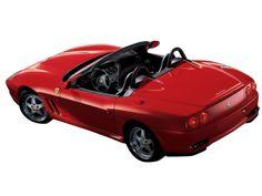 Ferarri clipart convertible 550 Ferrari grand 2 Cabriolet