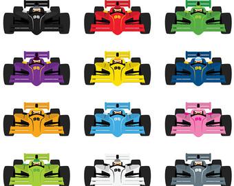 Ferrari clipart drag race car Indycar Etsy car Clip clip