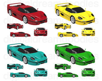 Ferrari clipart dream car Car Vehicle PNG Ferrari Car