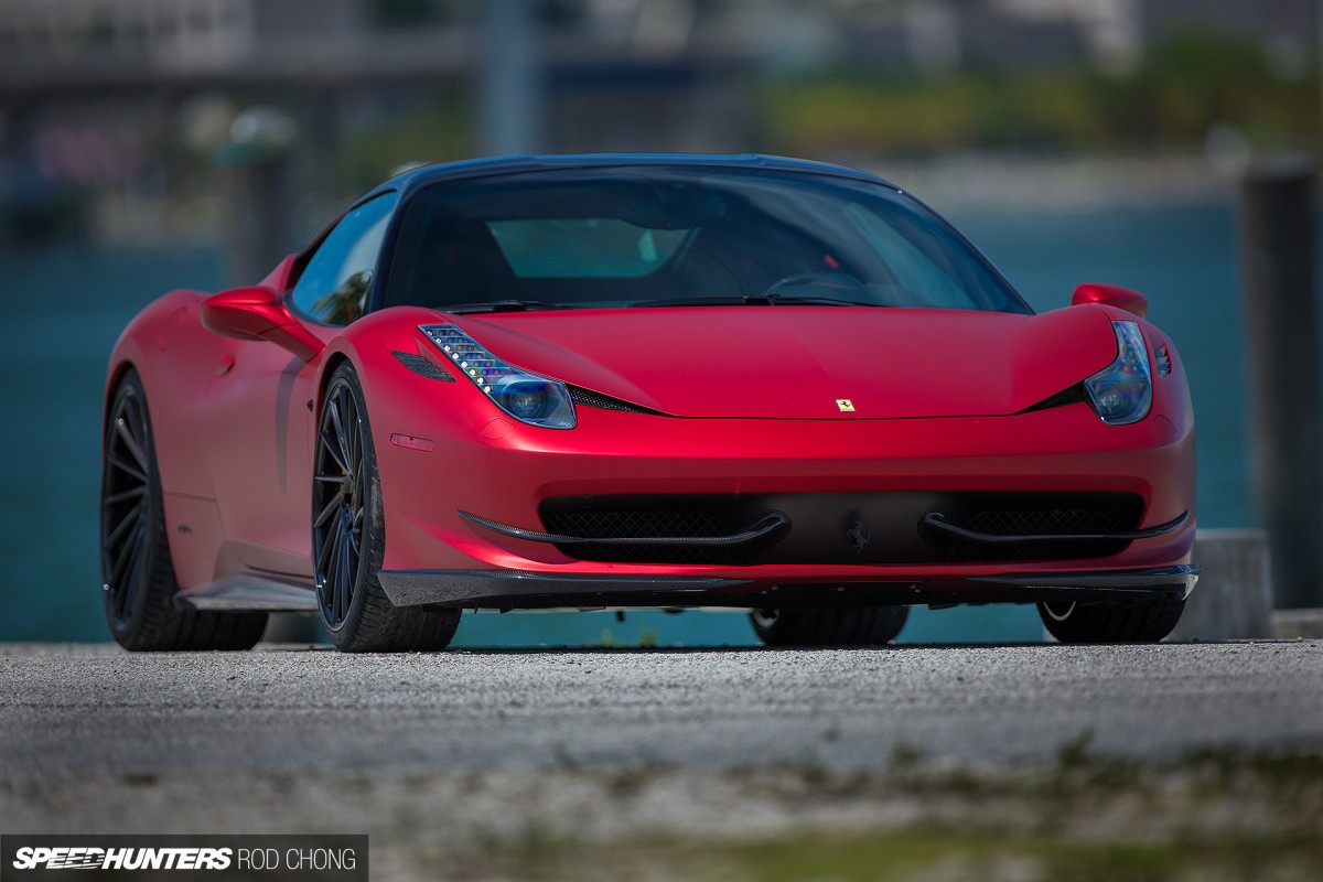 Ferrari clipart dream car  Than 458 A Chong