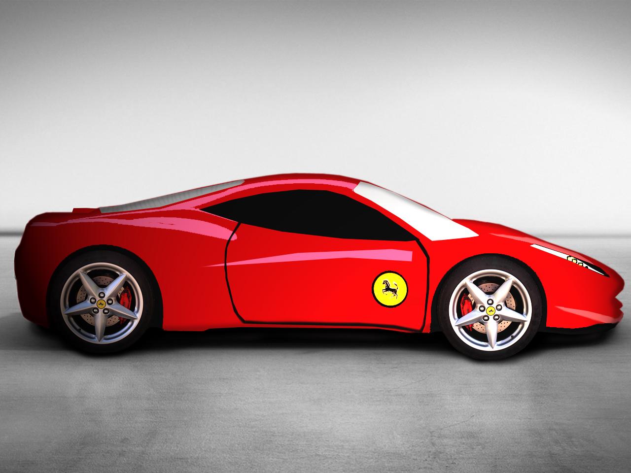 Vehicle clipart ferrari Download Art Clipart Ferrari Clip