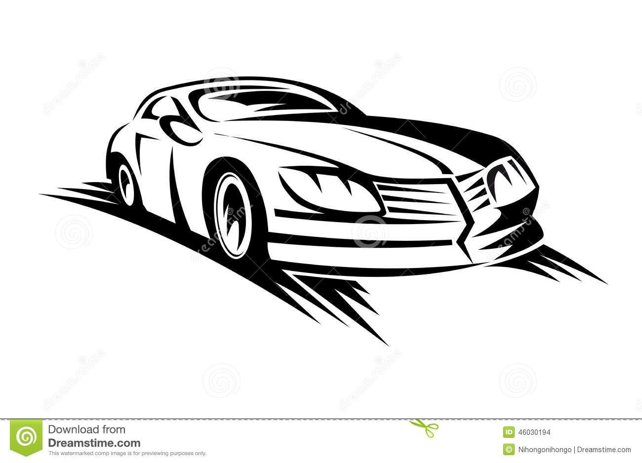 Vehicle clipart fast car Fast car Clipart  fast