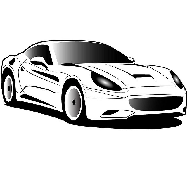 Ferrari clipart kid car Clipart Love ferrari car car
