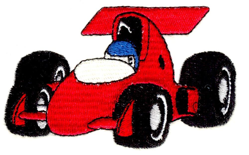 Ferarri clipart cartoon (CT077) Free Racing Car Car