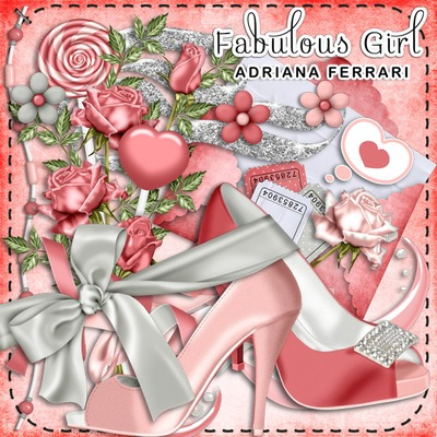Ferarri clipart pink Art Family Decorative Adrianaferrari_kit_fabulousgirlpreview1_01_01 Fabulous