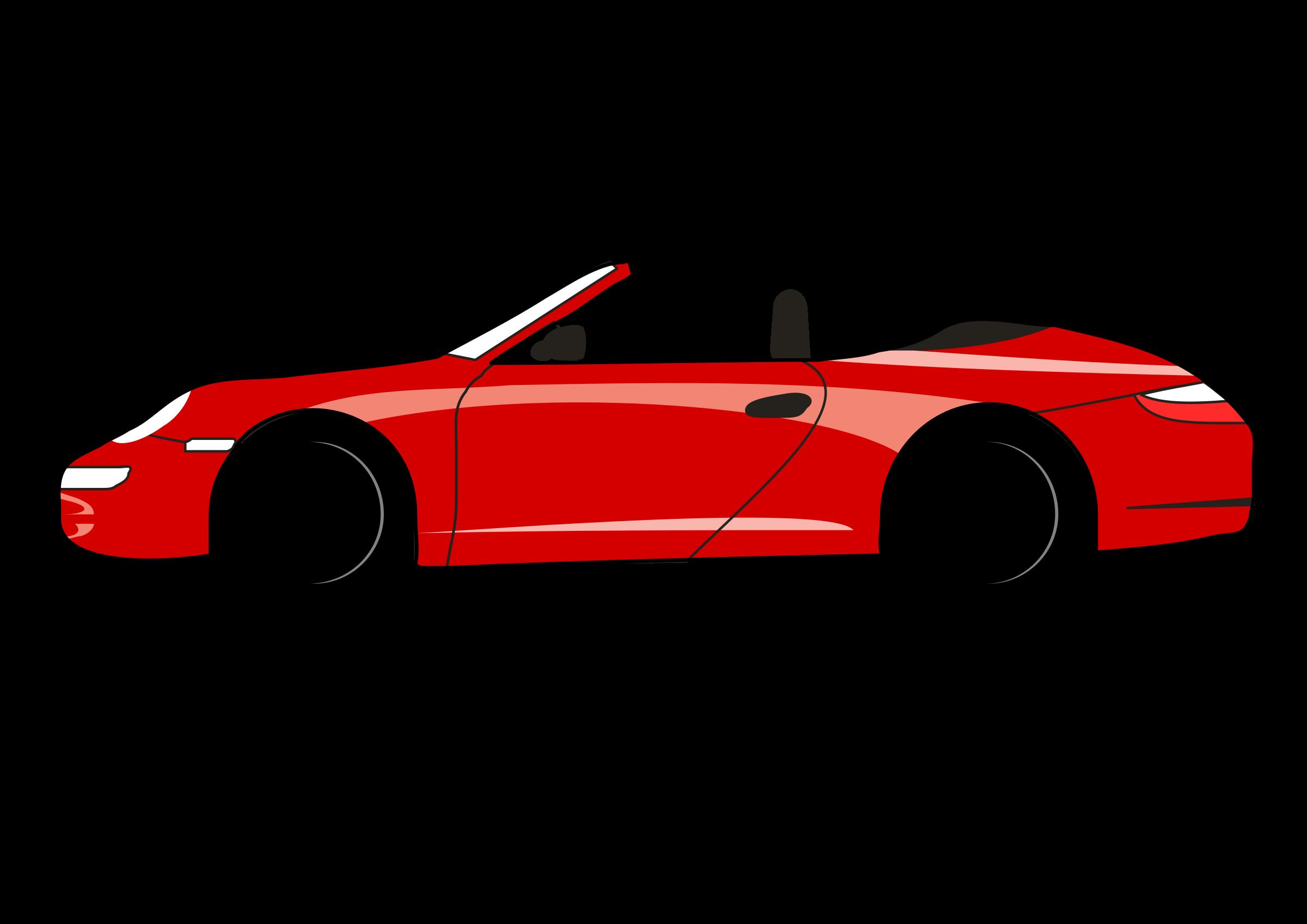 Ferarri clipart porsche Carrera Clipart Carrera form form