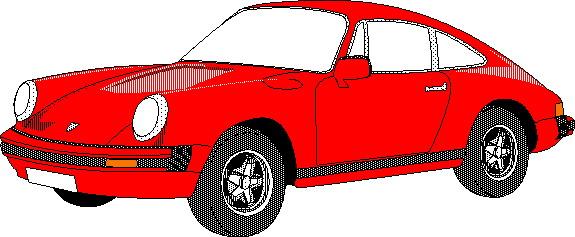 Ferarri clipart porsche Porsche Free Free Transports Clip