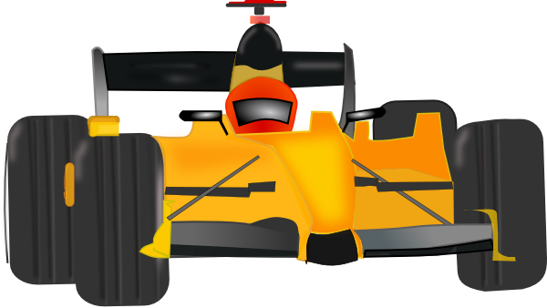 Formula 1 clipart race car Picture Art Panda Clipart Nascar