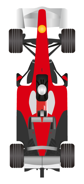 Ferrari clipart racing car Italian Motorsports Grand Prix grid