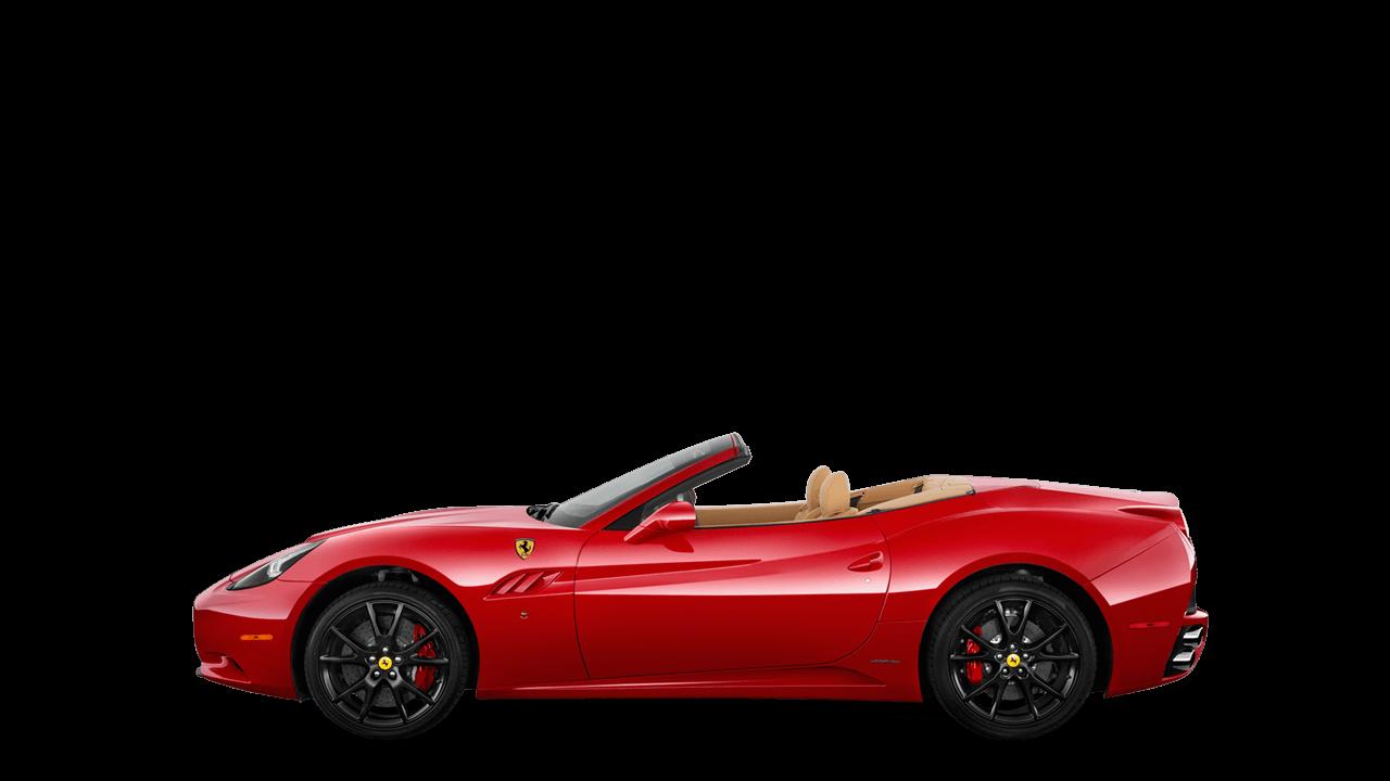 Ferrari clipart side view Car Ferrari download free images