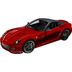 Ferrari clipart side view F150 PNG free Part Clipart