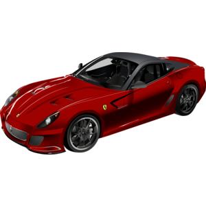 Ferrari clipart side view Images in LaFerrari Vector Car