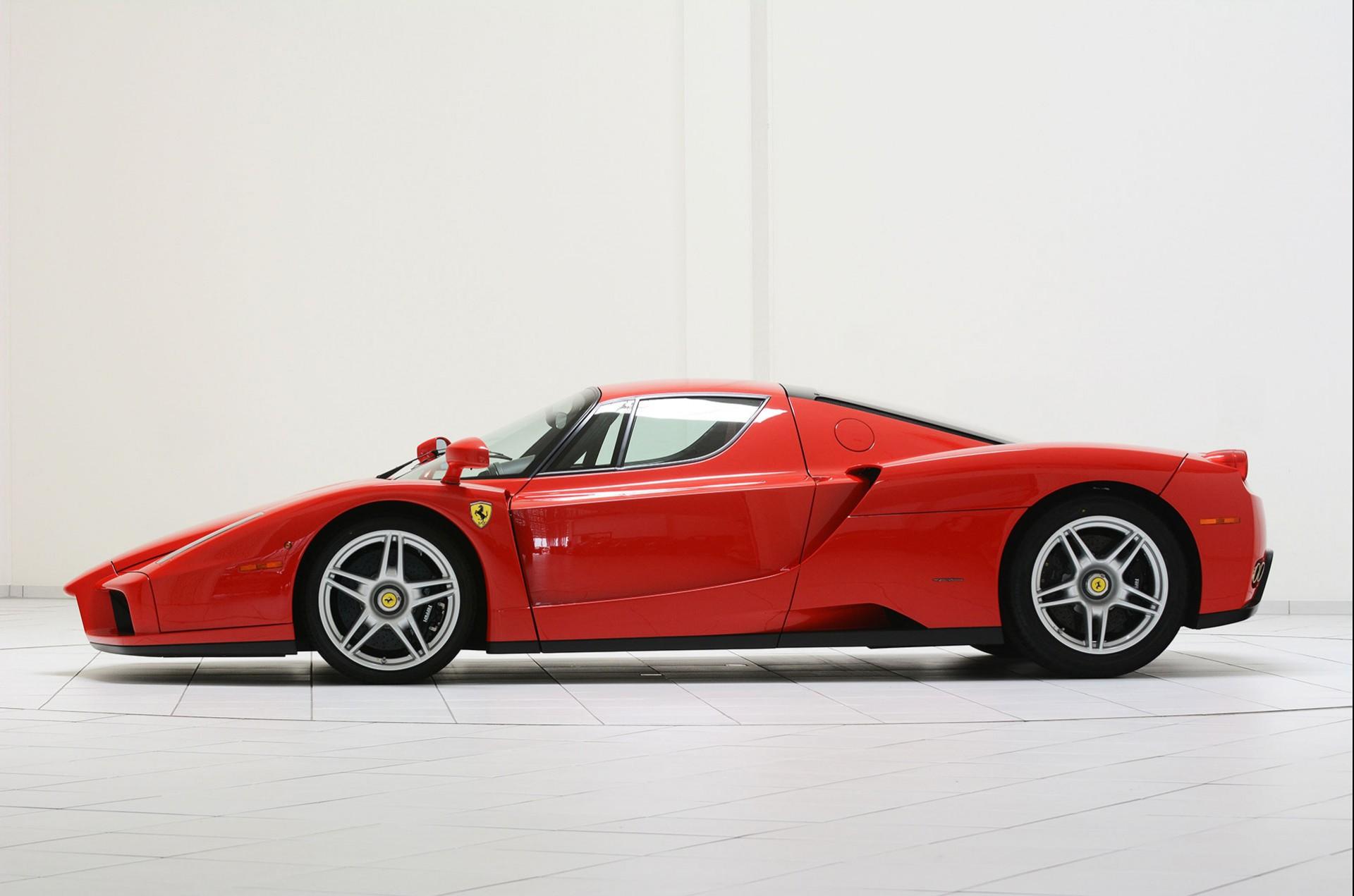 Ferrari clipart side view Vector clip Enzo Enzo com