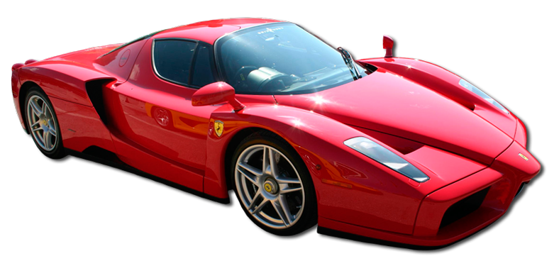 Vehicle clipart ferrari Super Best Enzo PNG Clipart