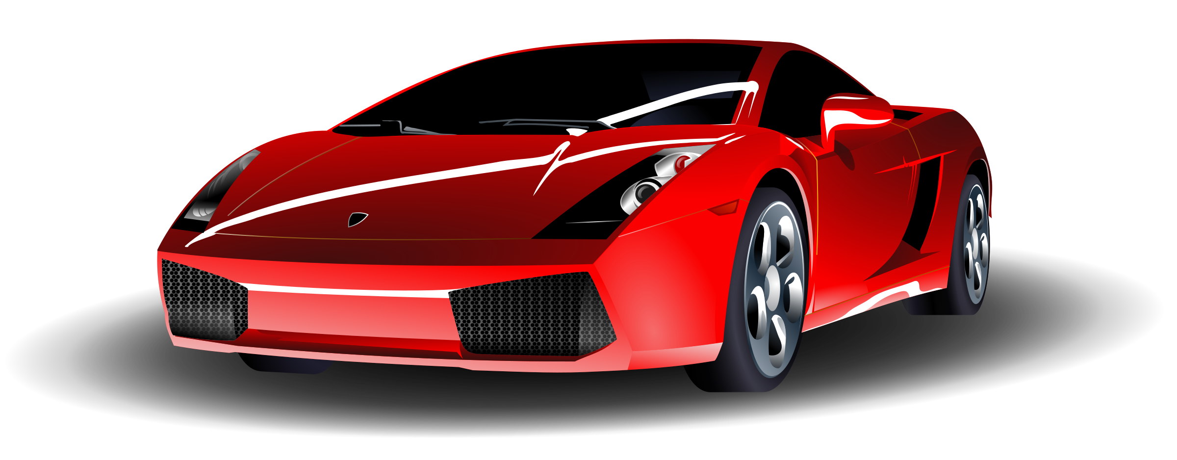 Lamborghini clipart sportscar Car Clipart Sports Sports Red