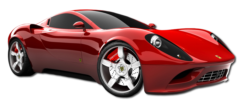 Ferarri clipart supercar Best Ferrari Car Car PNG