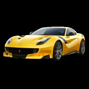Ferrari clipart yellow Clipart F12 in Ferrari Download