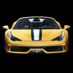 Ferrari clipart yellow PNG PNG images Clipart Clipart