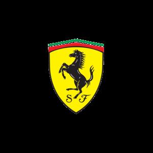 Ferrari clipart yellow Clipart logo in Ferrari Download