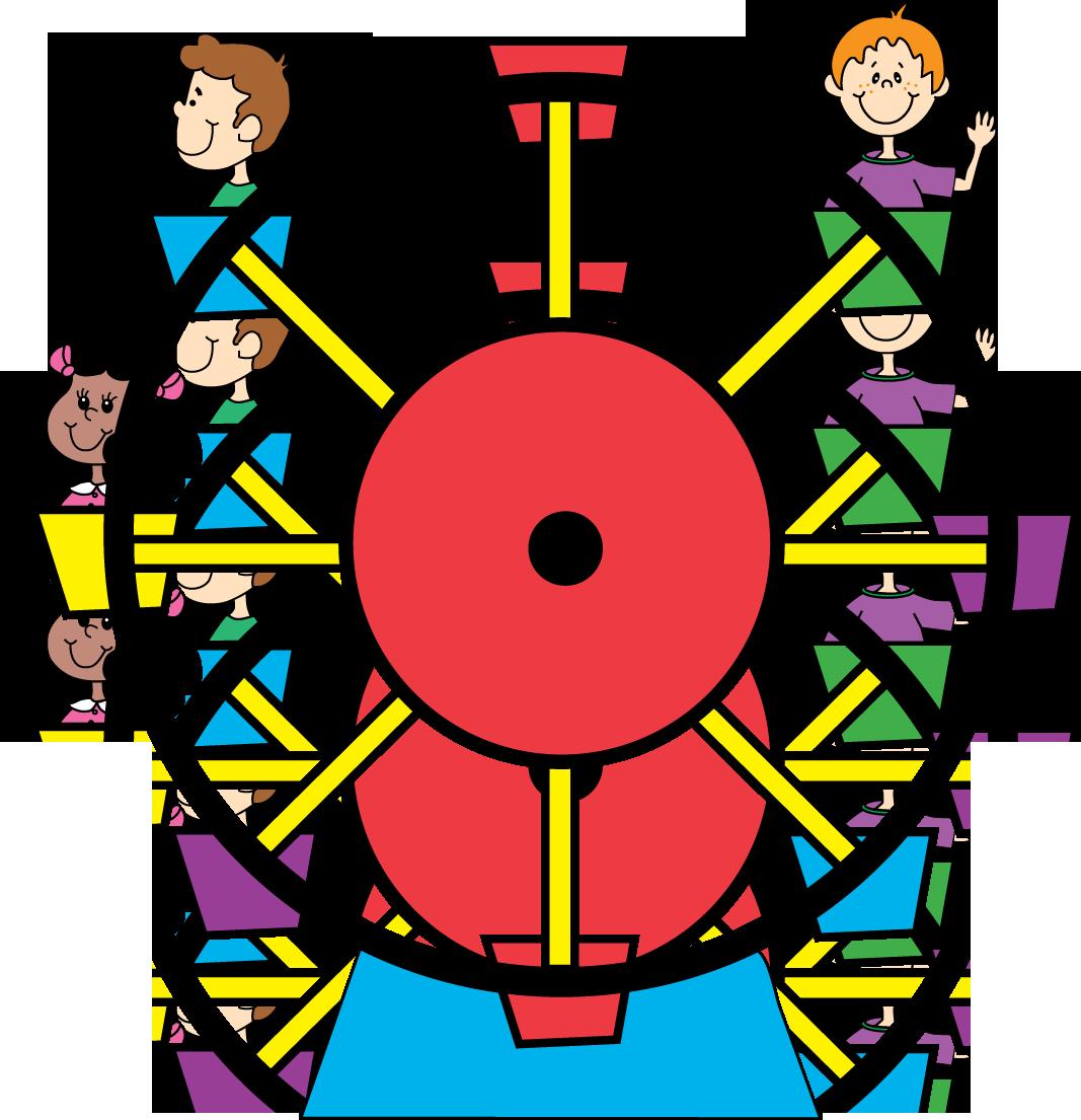 Ferris Wheel clipart Art Clipart Art Wheel Clip