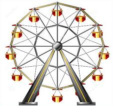 Ferris Wheel clipart #12