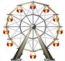 Ferris Wheel clipart Ferris Wheel Wheel Free Ferris