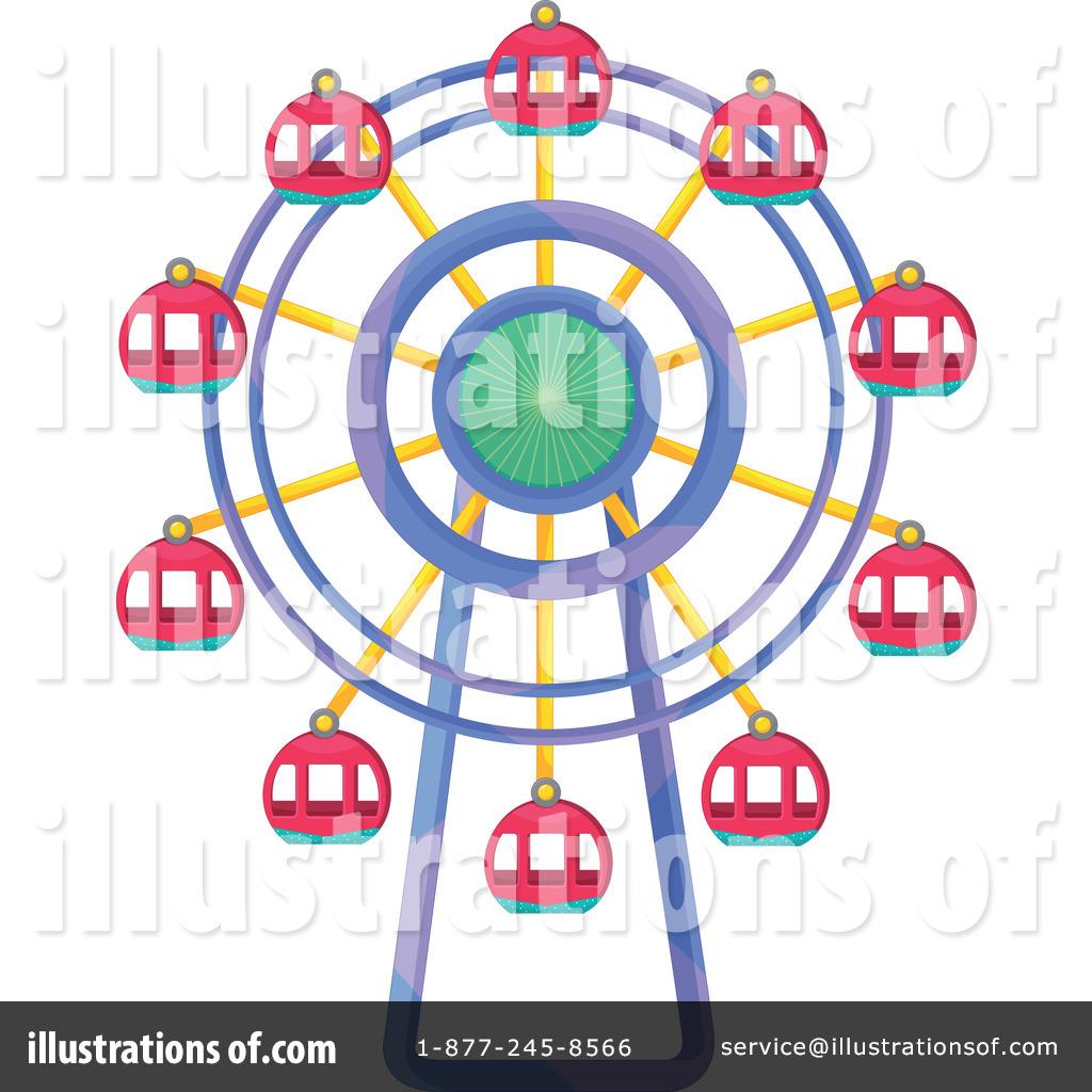 Ferris Wheel clipart carnival Ferris Wheel #1119062 Royalty Illustration