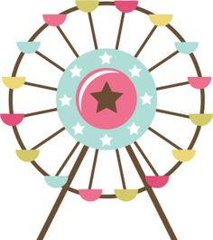 Ferris Wheel clipart funfair File roller and dog corn