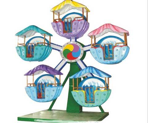 Ferris Wheel clipart kid 5 Rides wheel Mini Ferris