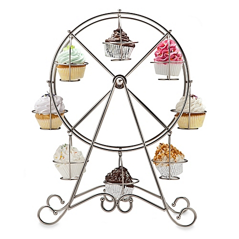 Ferris Wheel clipart made recycled material Cupcake Stand Bath Wheel &
