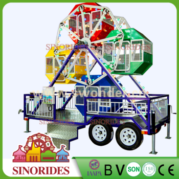 Ferris Wheel clipart mini Mini Rides For For Sale