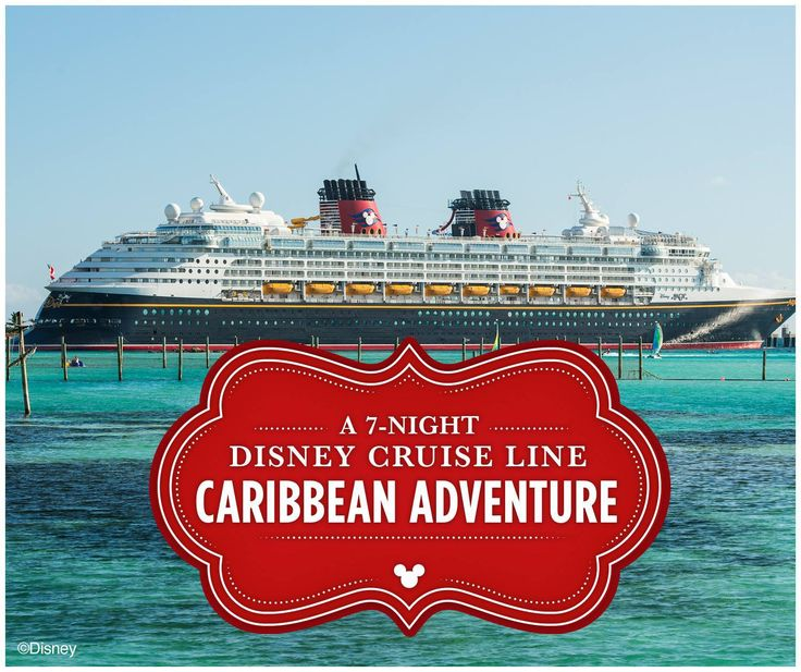 Ferry clipart disney cruise line With Western a Caribbean on