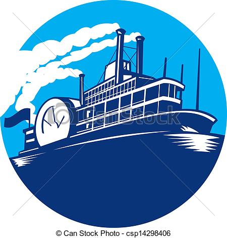 Boat clipart steam boat  Steamboat of Ship Ferry