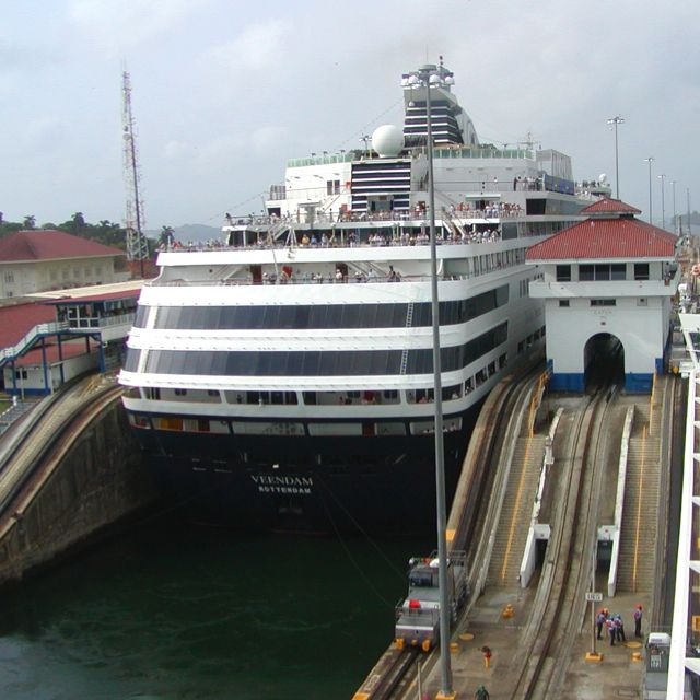 Cruise Ship clipart panama canal Canal her my only of