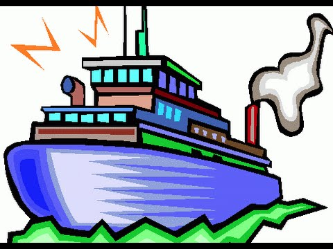 Ferry clipart steamer boat Ferry Horn Sound Ferry Sound