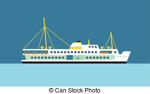 Ferry clipart steamboat Clip icon Art icon Steamboat