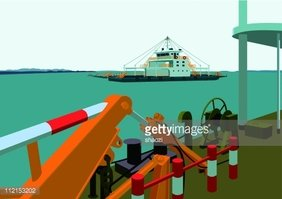 Ferry clipart steamboat And vectors stock and me