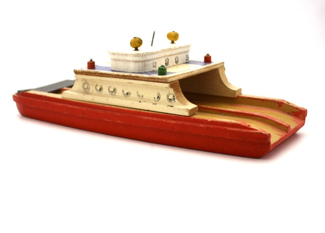 Ferry clipart toy boat Vintage on Shabby boats Vintage
