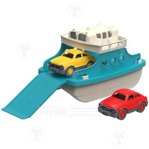 Ferry clipart toy boat And Toys Bath Green Boat