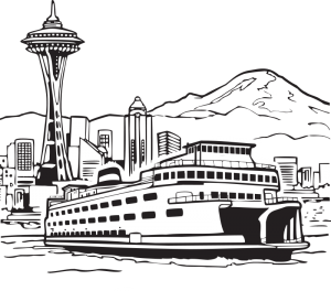 Ferry clipart travel Download And Ferry Art Ferry
