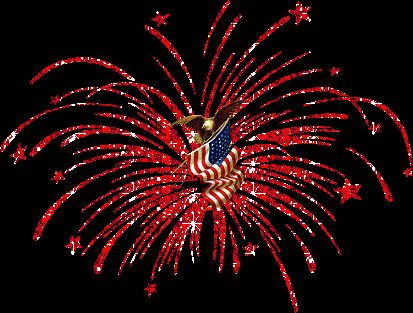 Sparklers clipart fourth july firework And 25+ july gardens flowers