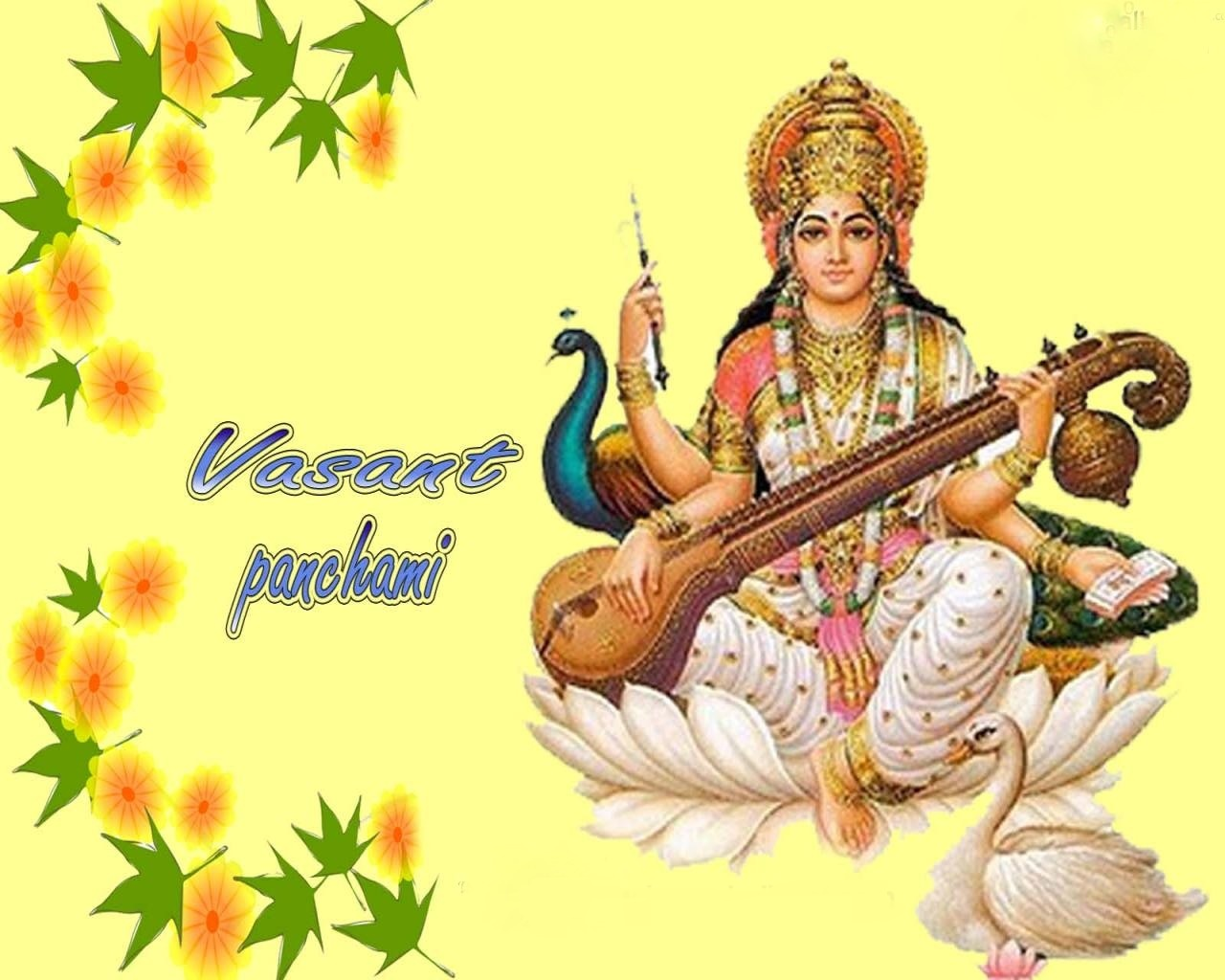 Festival clipart basant panchami Images Vasant SMS Wall Papers
