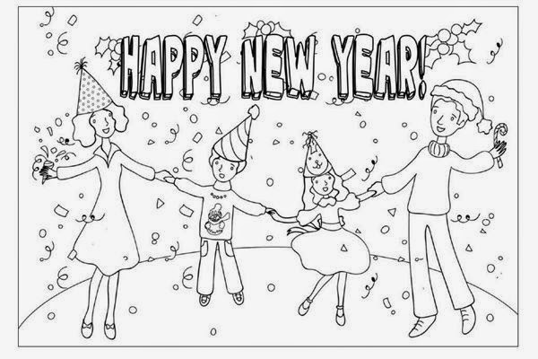 Festival clipart black and white 2017 Holidays! Year And Year