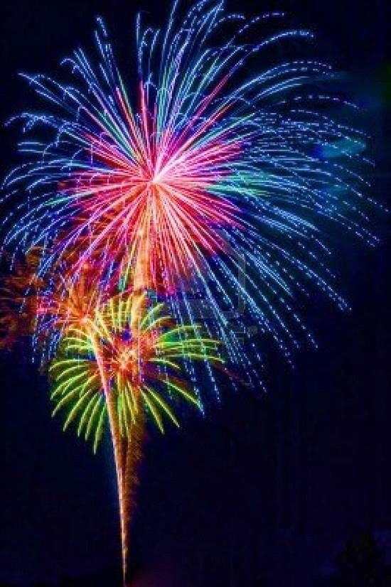Light Blue clipart firework You that Fireworks July like