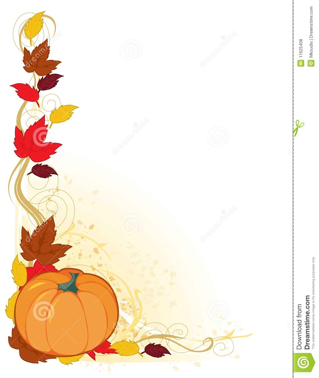 Fall art Collection Fall Clipart