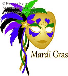 Mask clipart mardigras Art Mask Image a Clip