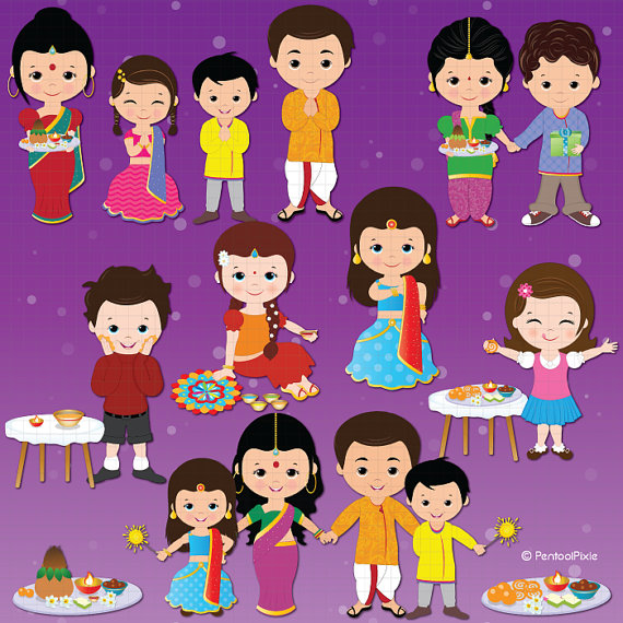 Celebration clipart festival Deepavali Diwali from ethnic Festival